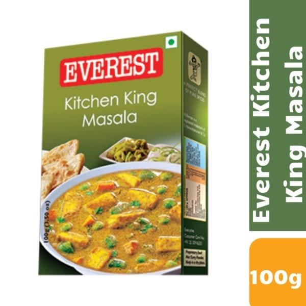 Everest Kitchen King Masala-100g