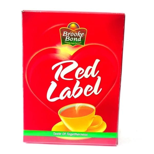 Red Label Tea, 500gm Carton