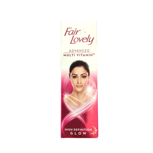 Fair & Lovely Advanced Multi Vitamin with High Definition Glow 50g.