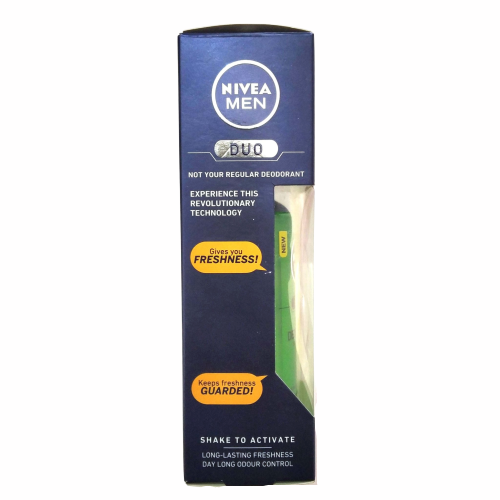Nivea Men Dvo Deodorant 100ml