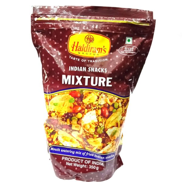 Haldirams Mixture, 350gm Pouch
