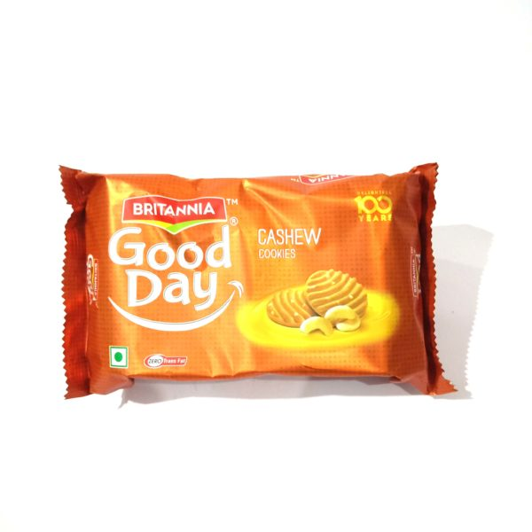 Britannia Good Day Cookies - Rich Cashew,