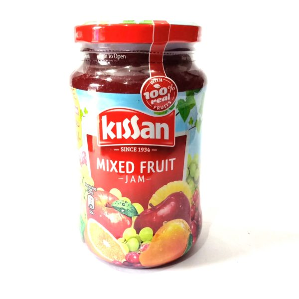 Kissan Mix Fruit Jam, 500g