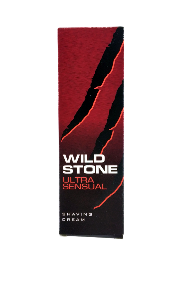 Wild Stone Ultra Sensual Shaving Cream, 30g