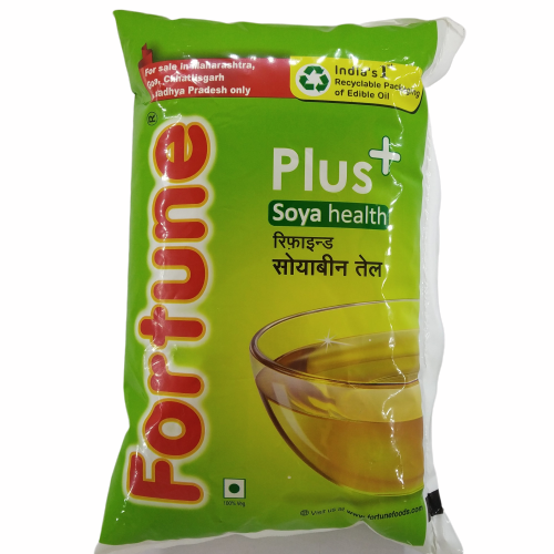 Fortune Plus Soya Health Oil 1 Litre