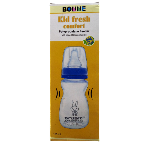 Bonne Kid Fresh Comfort Feeder, 125ml