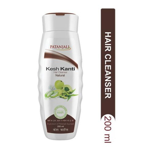 Patanjali Kesh Kanti - Natural Hair Cleanser, 200ml
