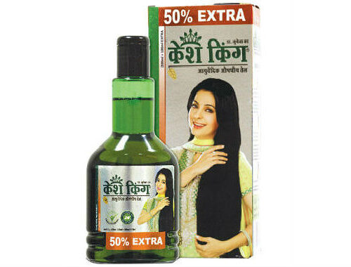 Kesh King Herbal Ayurvedic Hair Oil