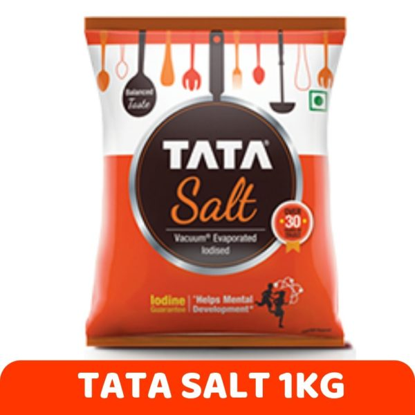 Tata Salt (Namak) Packet- 1KG