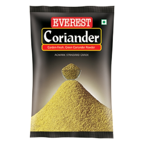 Everest Coriander Powder - 100g, 200g and 500g