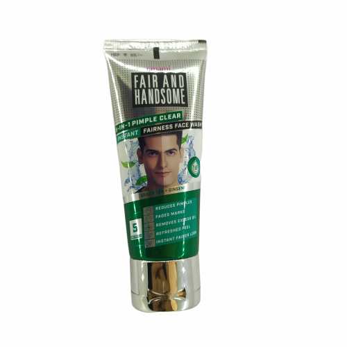 Fair and Handsome Instant Fairness Face wash, 50g