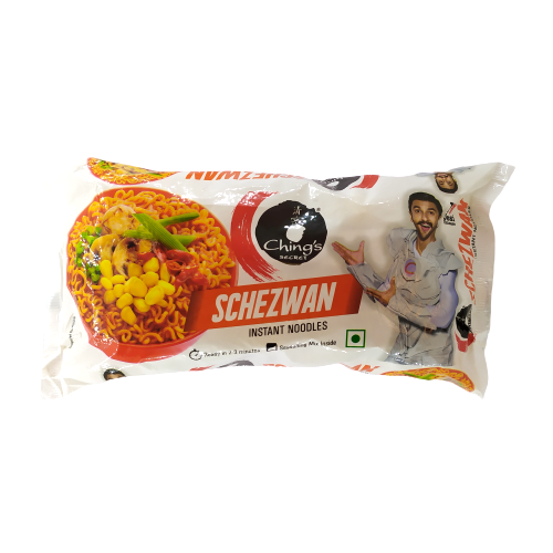 Chings Instant Noodles - Schezwan, 240g