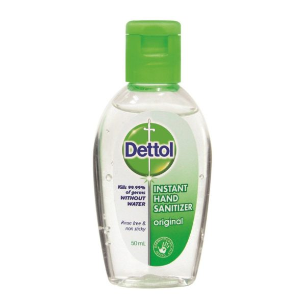 Dettol Instant Hand Sanitizer - 50ml