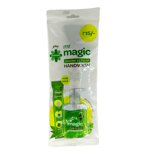 Godrej Protekt Mr magic handwash, 9g