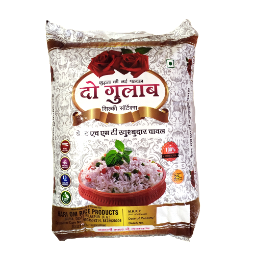 Do Gulab HMT Rice- 25kg