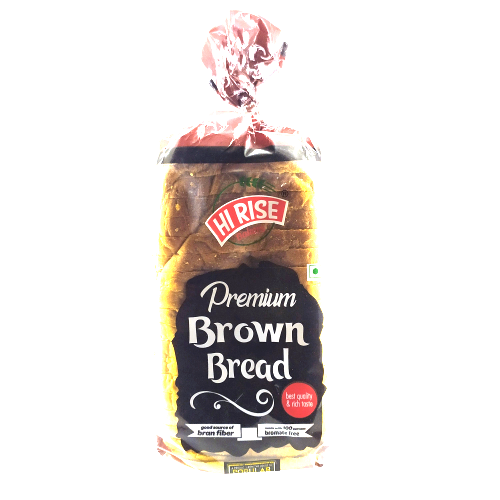Premium Brown Bread, 450g