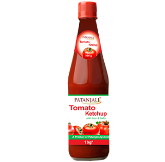 TOMATO KETCHUP WITH ONION & GARLIC- 1KG