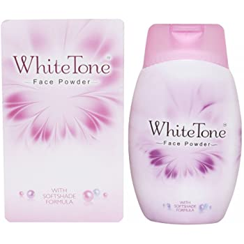 White Tone Face Powder - 50g